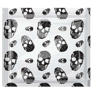 1 Quart Stink Sack Smell Proof Storage Bags - Skull Print