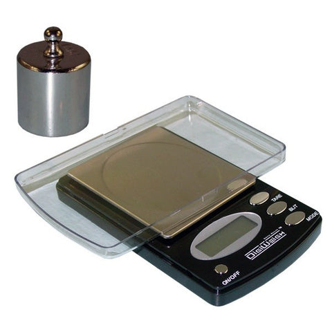 Digiweigh Digital Scale with Calibration Weight 100g x 0.01g