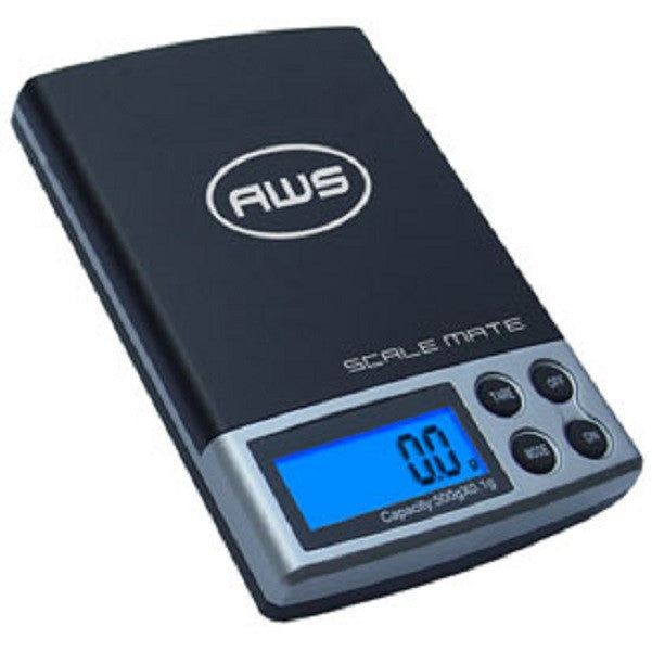 DISCONTINUED AWS SM-500 Standard Digital Scale with Tray 500g x 0.1g