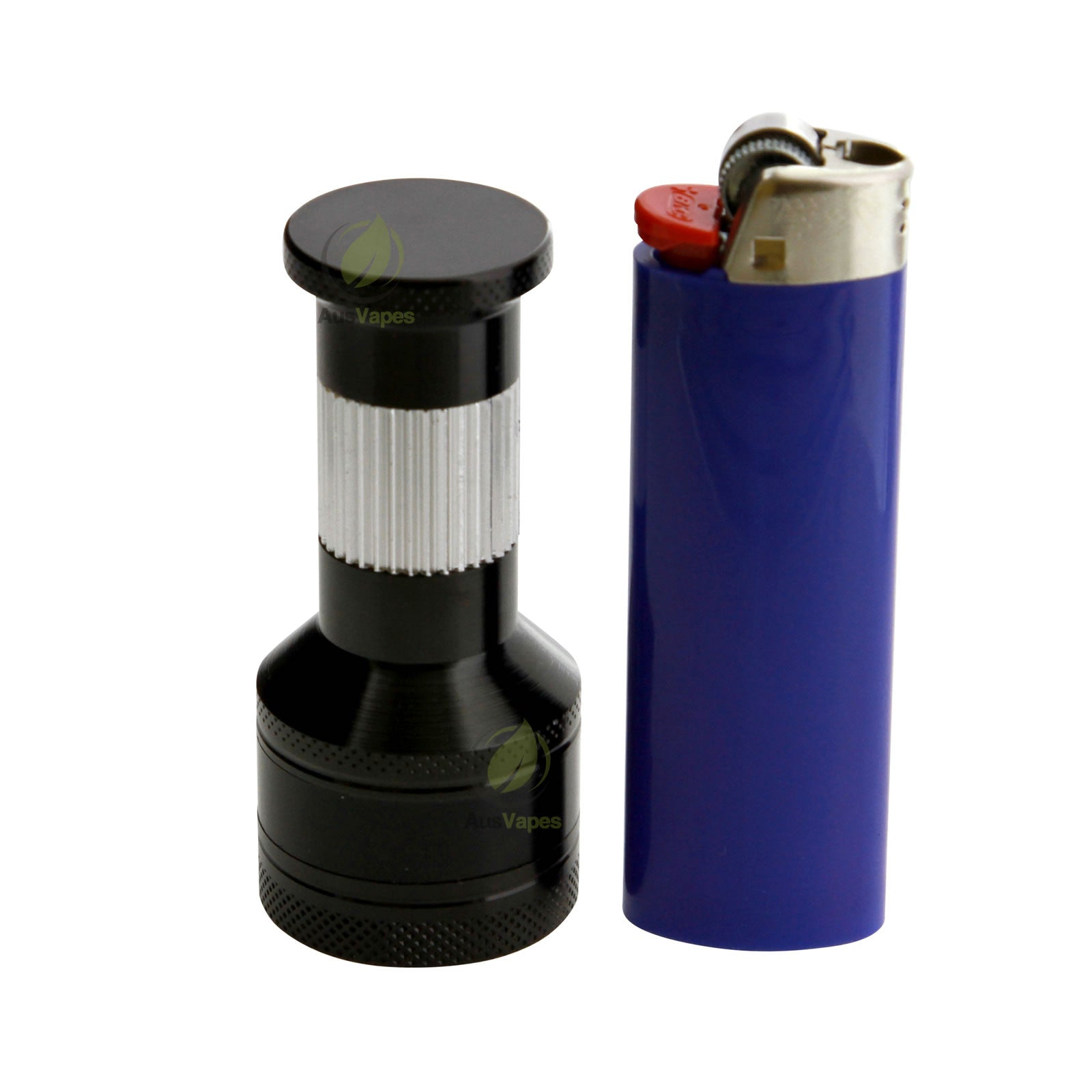 DISCONTINUED Herb Grinder/Pollen Press Combo - 30mm