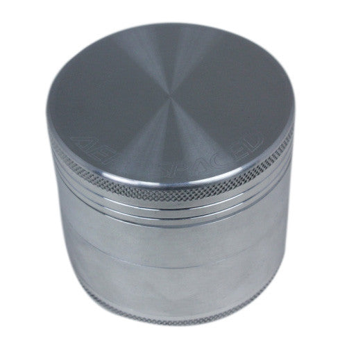 DISCONTINUED Aerospaced Aluminium Grinder 50mm - 4pc.