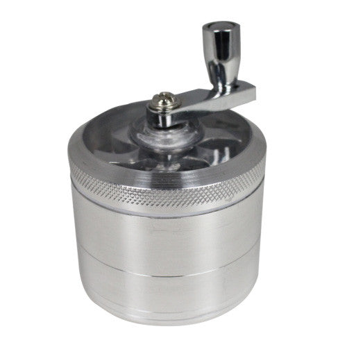 DISCONTINUED Aerospaced Aluminium Mill Top Grinder 50mm - 4pc.