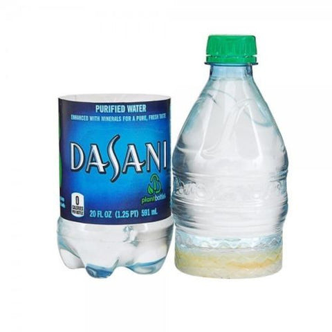 Can Safe - Bottled Water