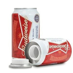 DISCONTINUED Can Safe - Budweiser