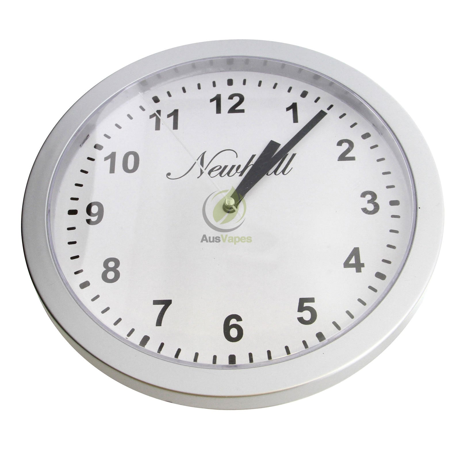 DISCONTINUED Functioning Wall Clock Security Safe