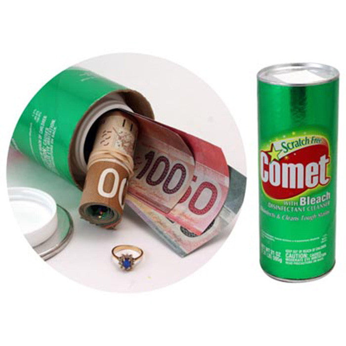 DISCONTINUED Can Safe - Comet