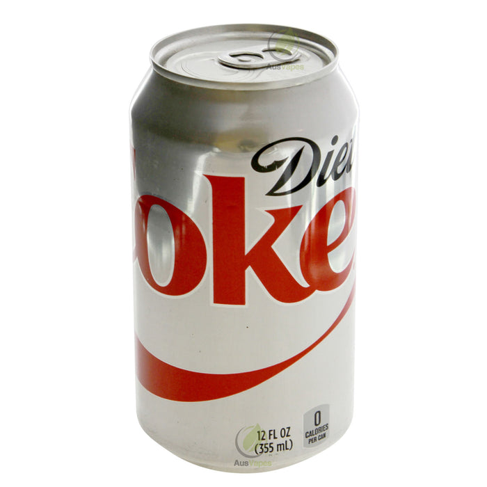 DISCONTINUED Can Safe - Diet Coke