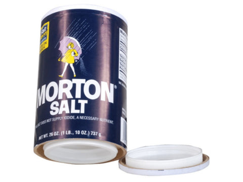 Can Safe - Morton Salt