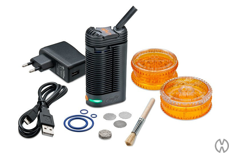 Crafty Vaporizer Kit and accessories