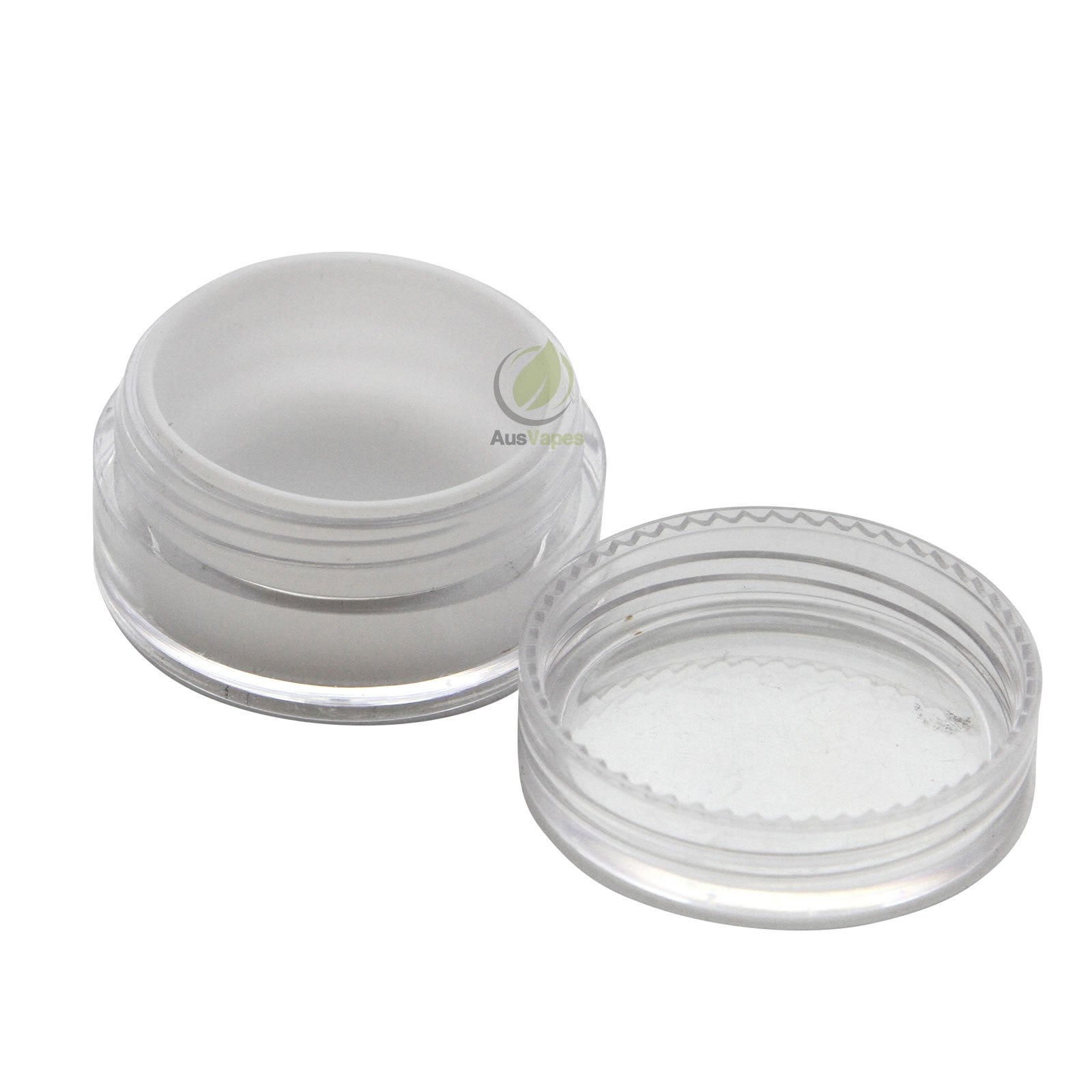 10ml Plastic Jar with Silicone Insert