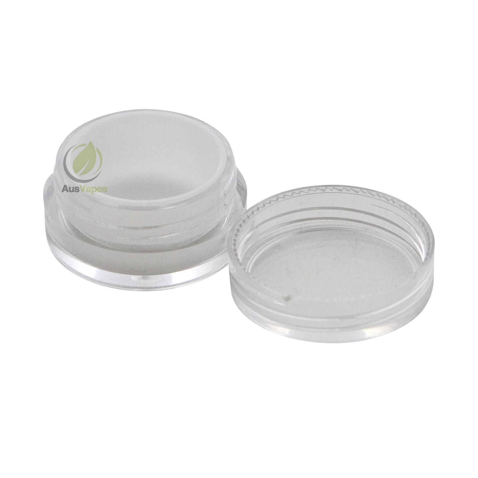 5ml Plastic Jar with Silicone Insert