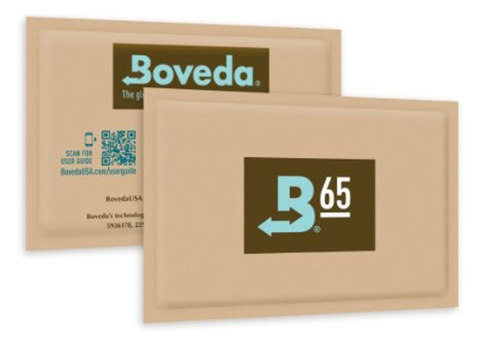 DISCONTINUED 65% Boveda Humidipak - Humidity Control (8 Gram)