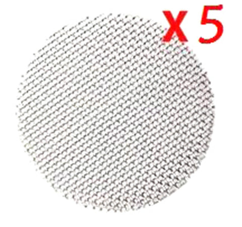 Puffit Replacement Screens - 5 Pack