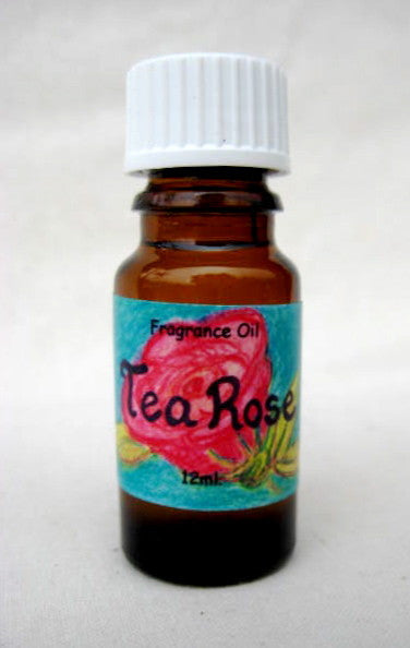 Tea Rose Fragrance Oil