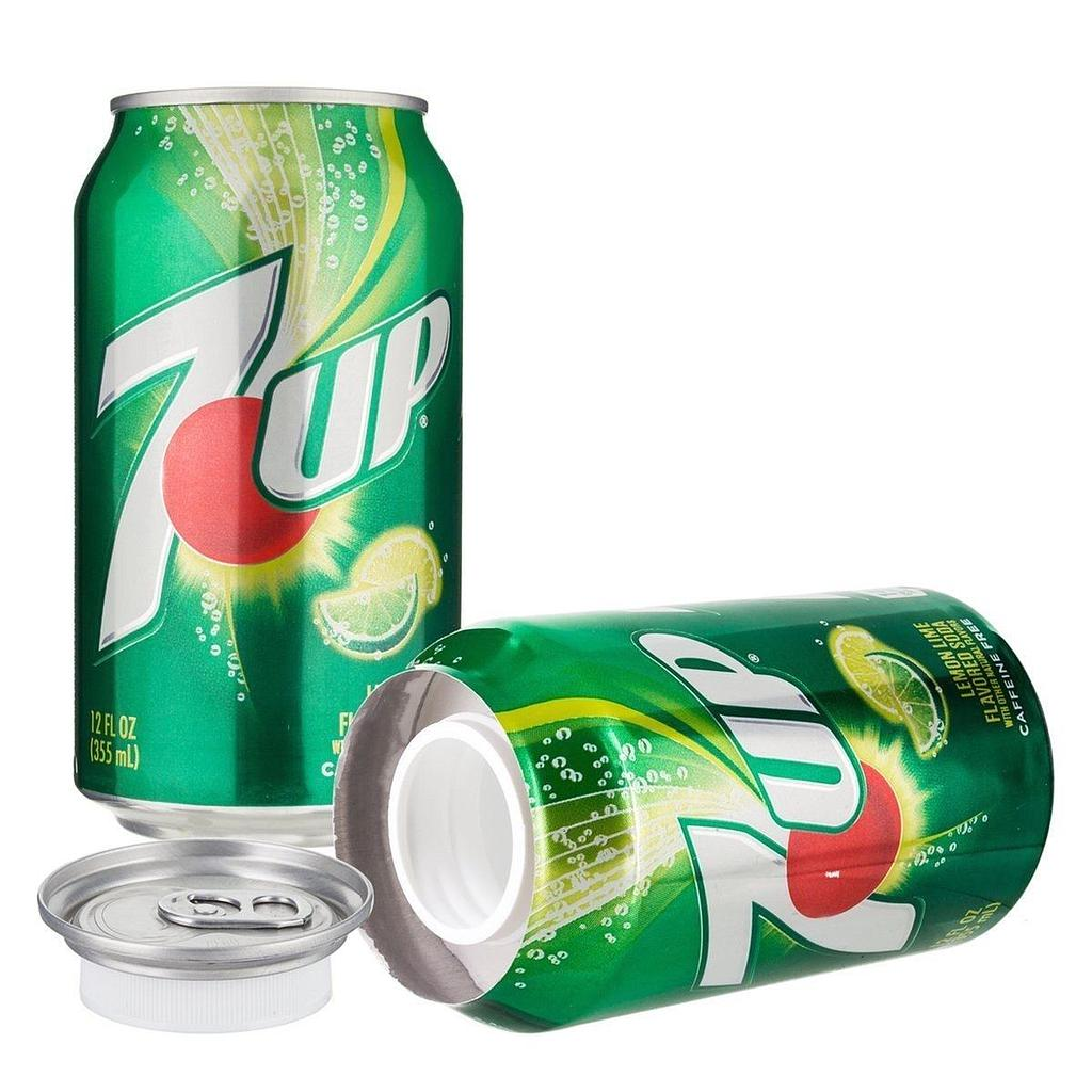 7UP Can Safe Security Container