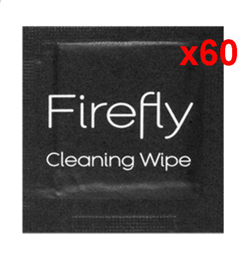 Firefly 2 & 2+ Cleaning Wipes 60 Pack