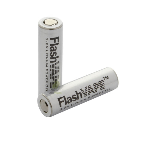 FlashVape 3.2v Batteries - 2 Pack