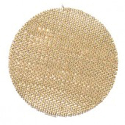 Brass Screens 13mm - 5 Pack