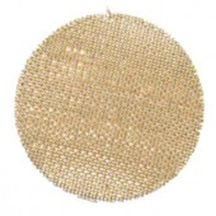 Brass Screens 19mm - 5 Pack