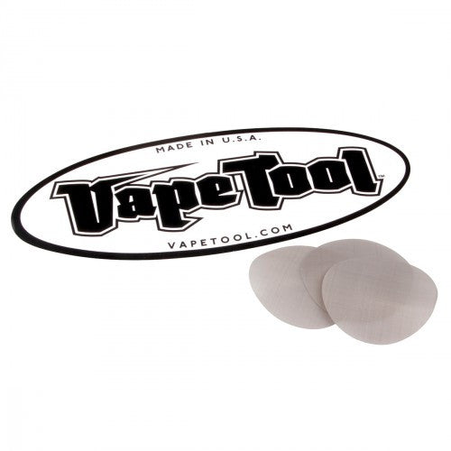 "DISCONTINUED VapeTool 2"" x 12"" Medium Cap Filter"
