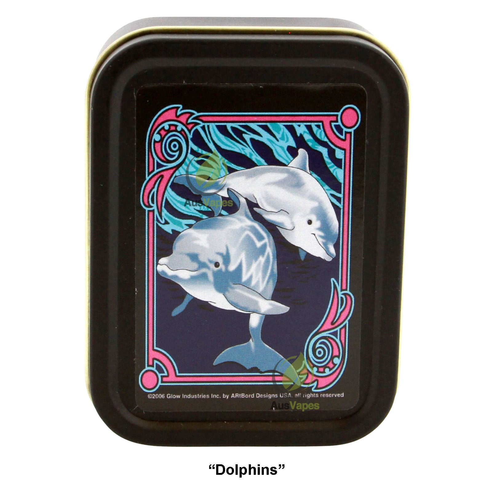 DISCONTINUED Bug Box Storage Tin - Small