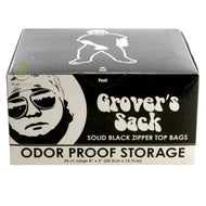 Grover's Sack Odor Proof Storage - Blackout Small