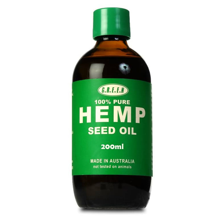 Hemp Seed Oil - 200ml
