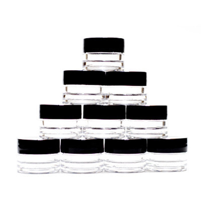 DISCONTINUED Glass G Containers - 10 Pack
