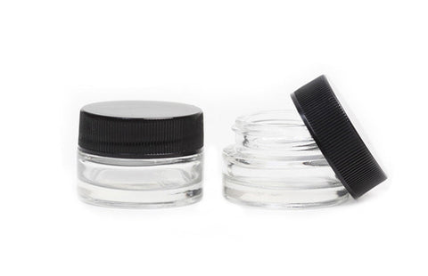 Glass G Containers - 2 Pack
