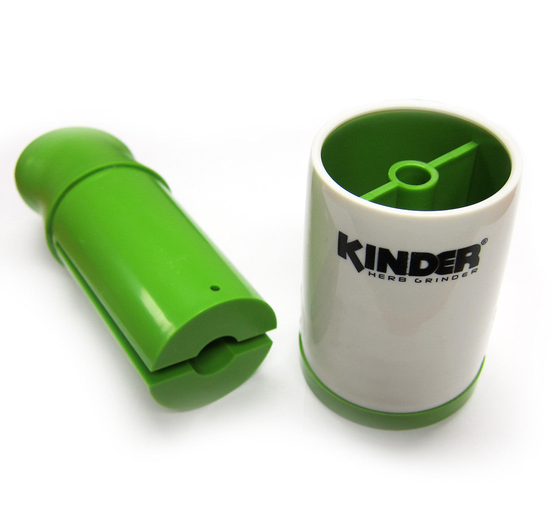 DISCONTINUED Kinder Herb Grinder