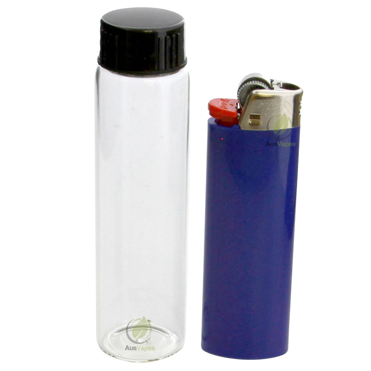 DISCONTINUED 24 ml Glass Vial