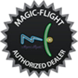Magic Flight authorized dealer logo