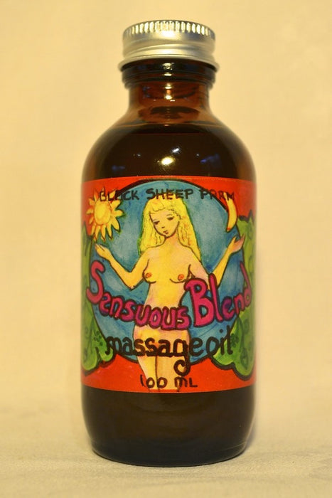 Sensuous Blend Massage Oil