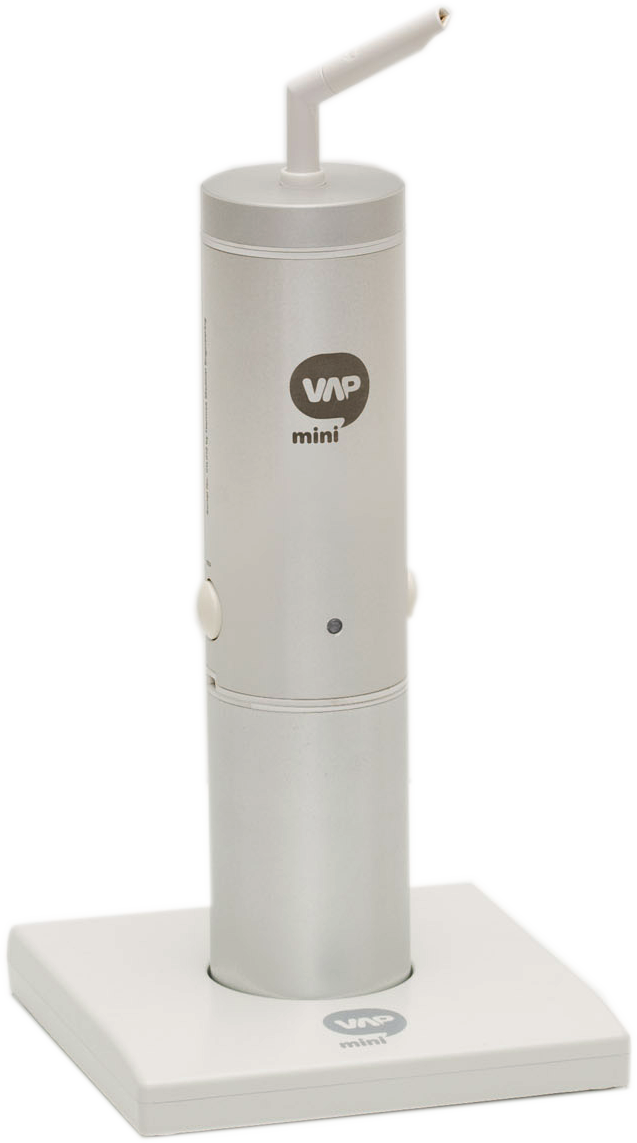 DISCONTINUED miniVAP Portable Vaporizer