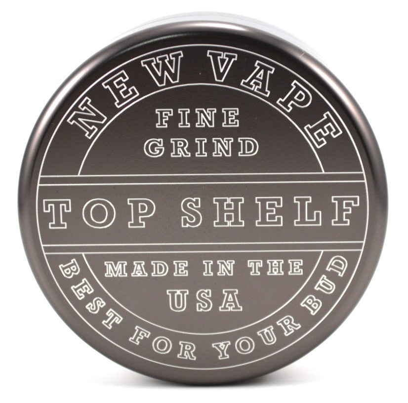 New Vape 76mm 2pc - Fine  Herb Grinder