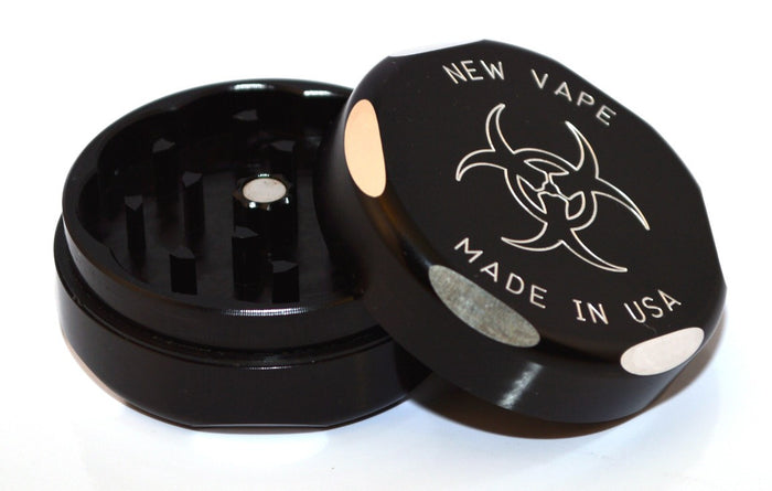 New Vape 57mm 2pc - Fine Herb Grinder