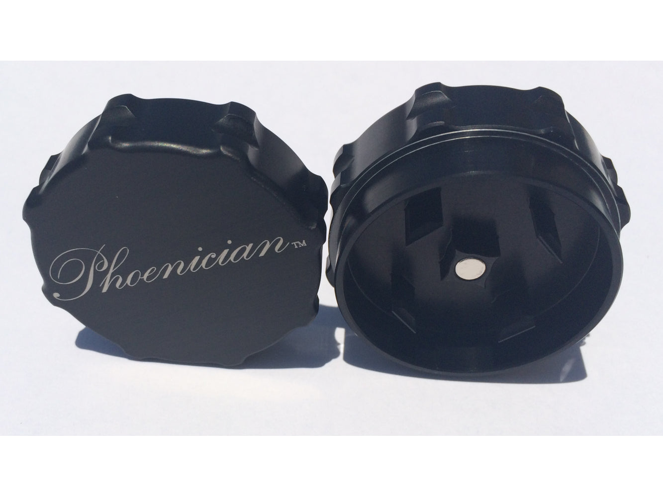 DISCONTINUED Phoenician Herb Grinder 2pc. - Small
