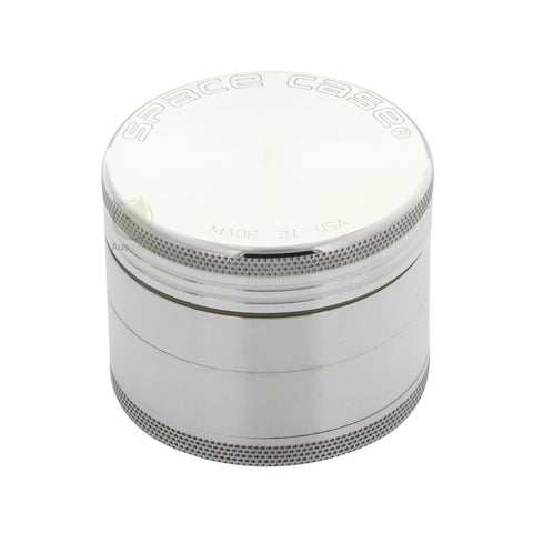 Space Case Small Aluminium Grinder 50mm - 4 pc.