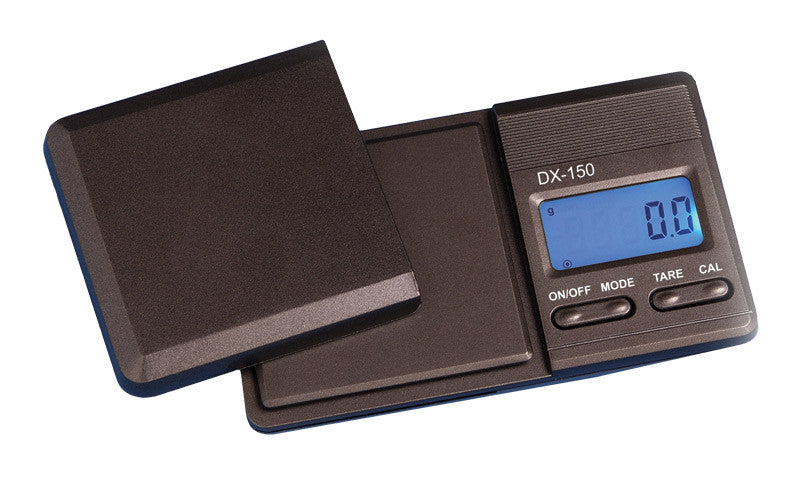 On Balance DX-150 Digital Pocket Scale 150g x 0.1g