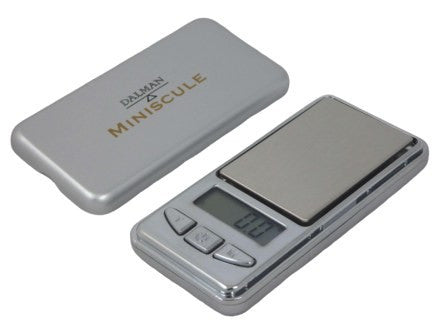 Dalman Miniscule Digital Pocket Scale 150g x 0.1g