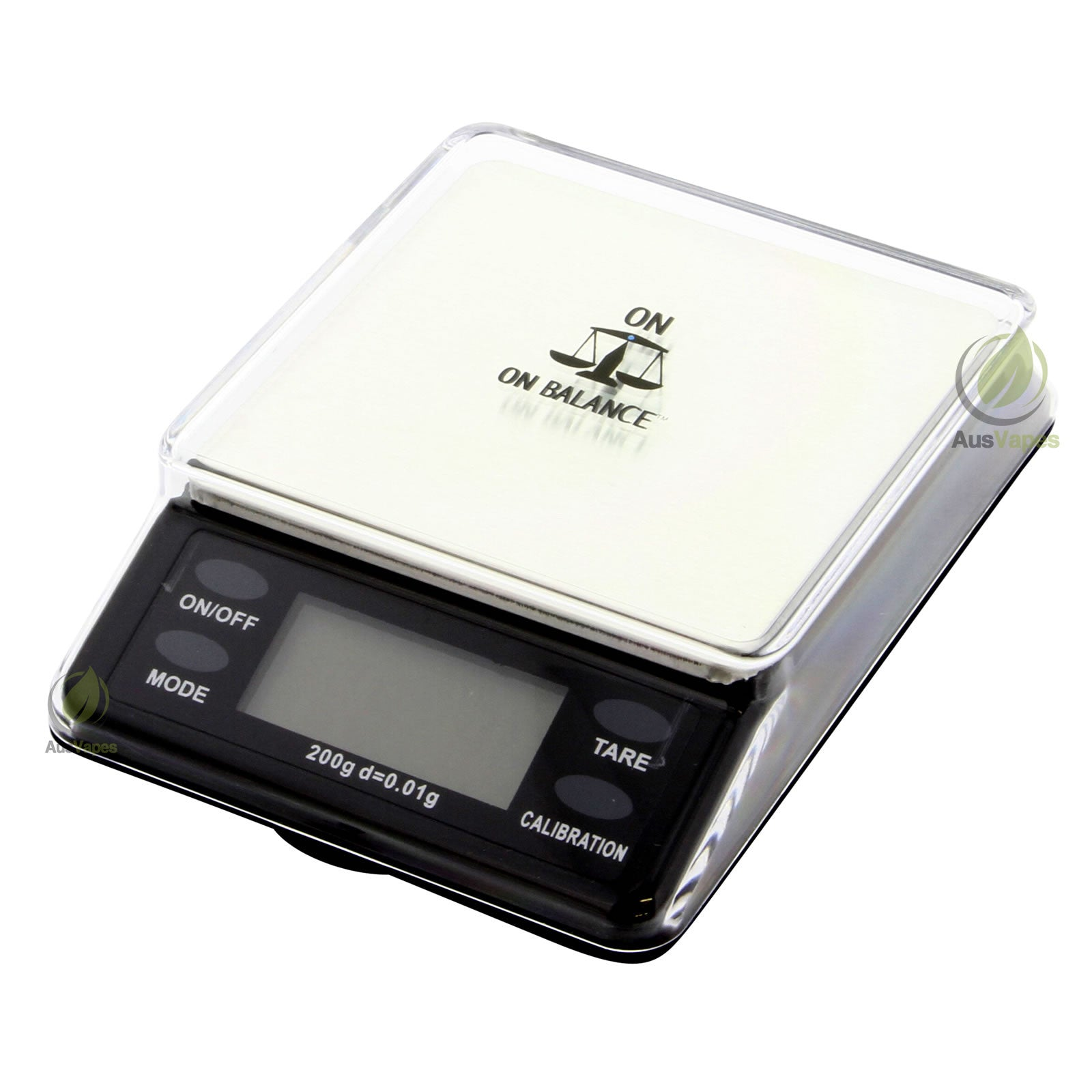 On Balance MMT-200 Mini Digital Table Top Scale 200g x 0.01g