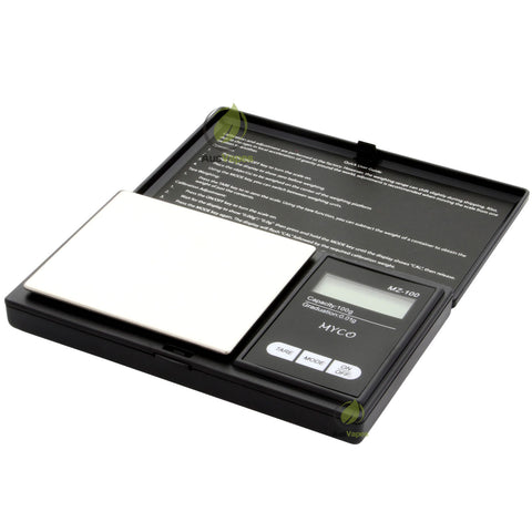 Myco MZ-100-BK Digital Pocket Scale 100g x 0.01g