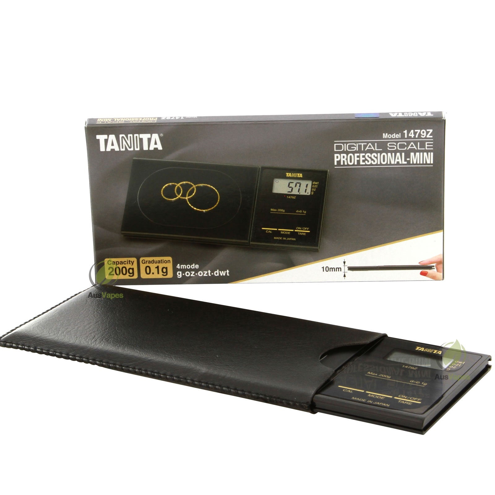 Tanita 1479Z Professional Mini Digital Scale 200g x 0.1g