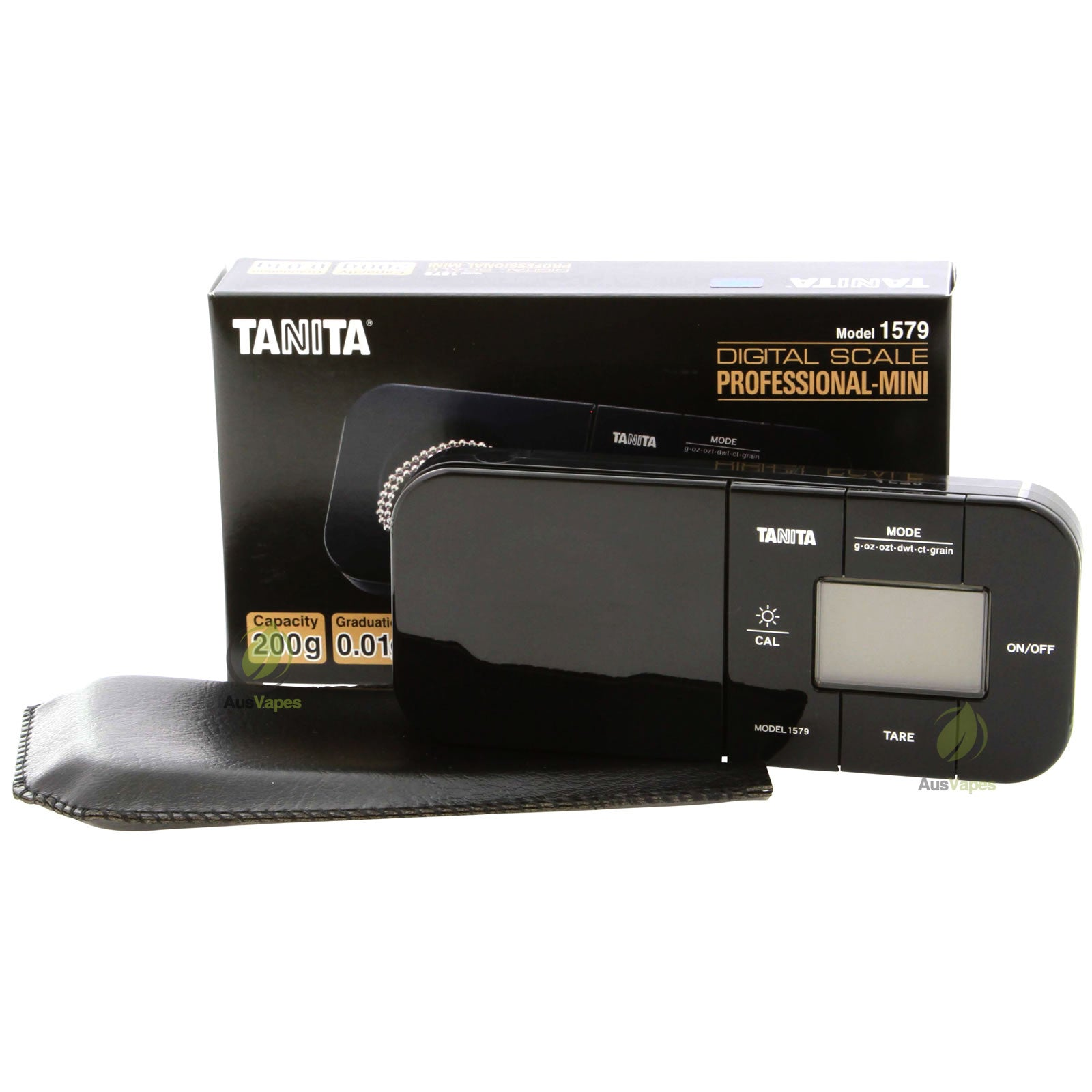 DISCONTINUED Tanita Professional 1579 Mini Digital Scale 200g x 0.01g