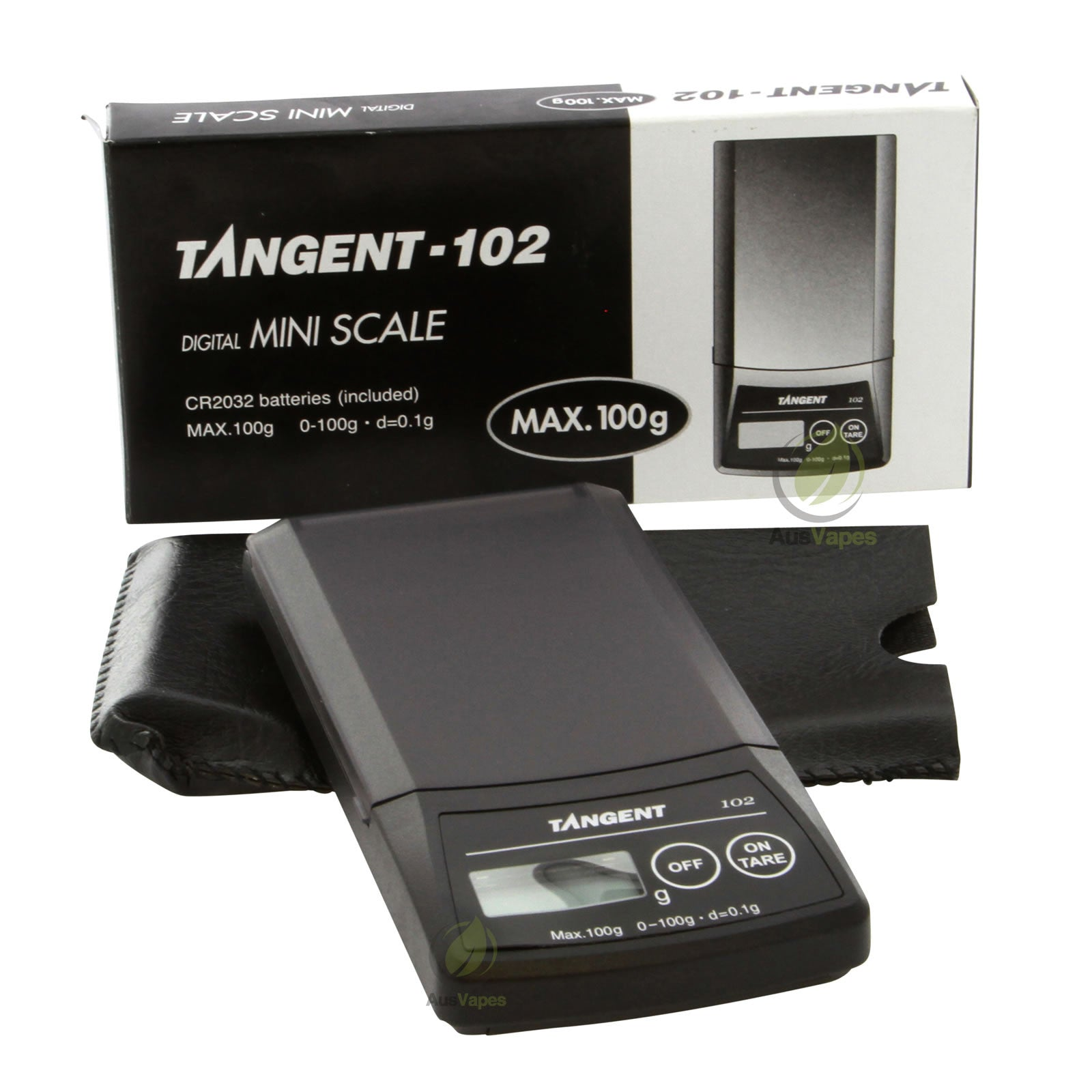 DISCONTINUED Tanita Tangent-102 Mini Digital Scale 100g x 0.1g