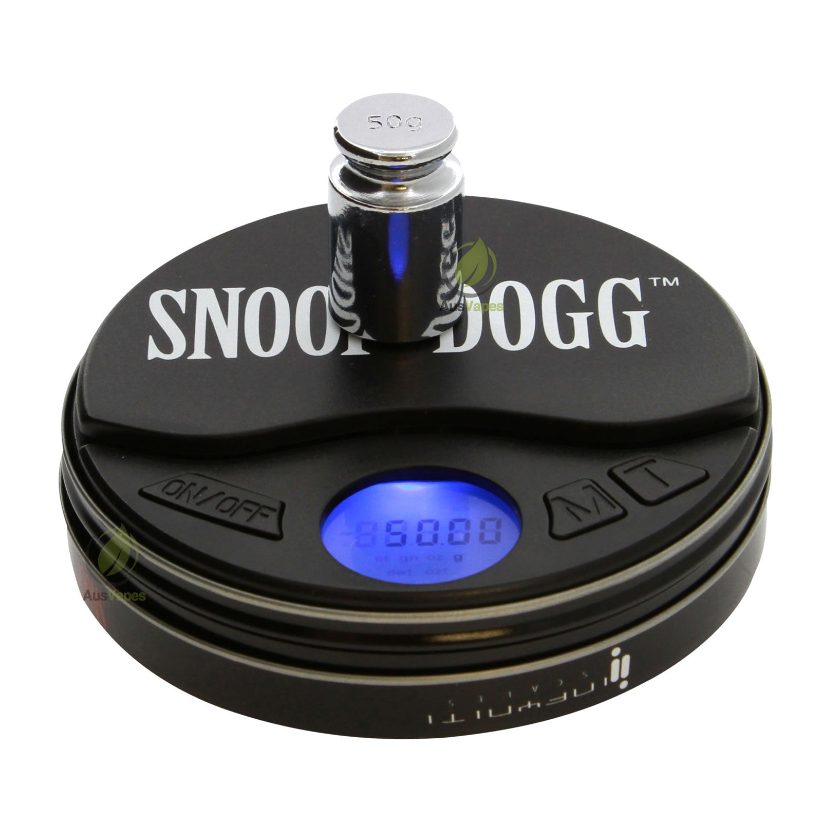 DISCONTINUED Infyniti Snoop Dogg Eclipse Digital Scale 100g x 0.01g