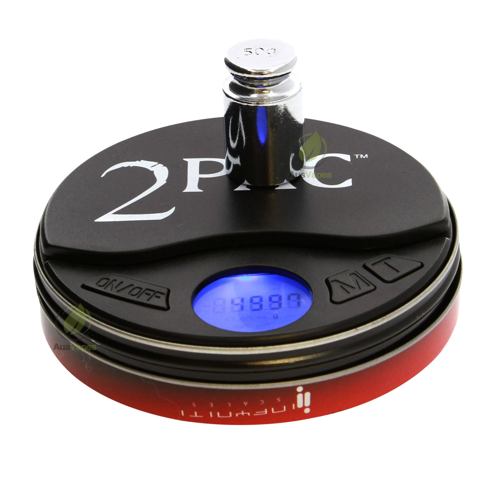 DISCONTINUED Infyniti Tupac Eclipse Digital Scale 100g x 0.01g