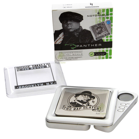 Infyniti Notorious B.I.G Panther Digital Pocket Scale 50g x 0.01g