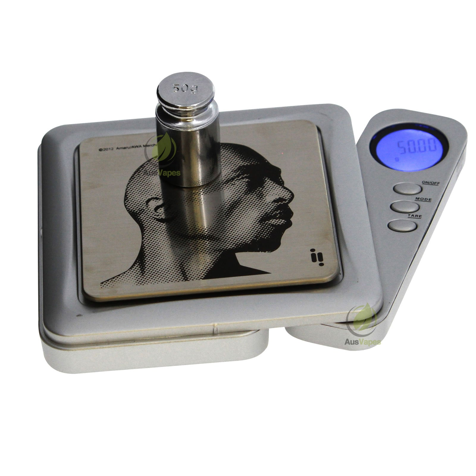 DISCONTINUED Infyniti Tupac Panther Digital Pocket Scale 50g x 0.01g