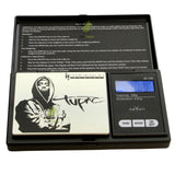 Infyniti Tupac G-Force Scale - 100 x 0.01g